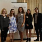 The Copyright Society of the South Awards Scholarships to Four Nashville College Students